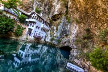 Bosnian Monastery