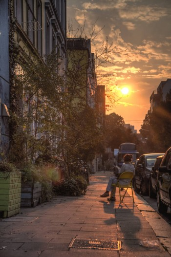 Hamburg Streets