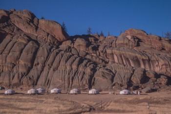 Mongolian Ger's