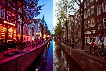 Amsterdam Night/Day