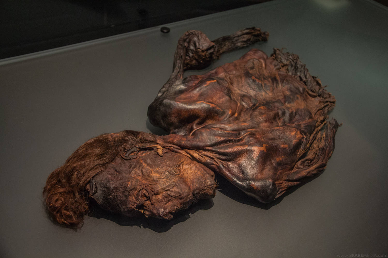 Mud mummies