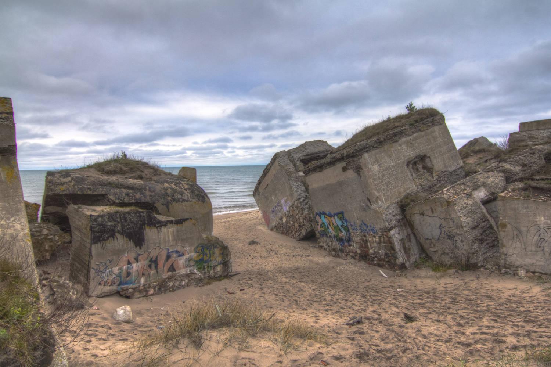 Liepaja bunkers
