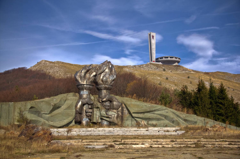 Buzludzha Monument-1