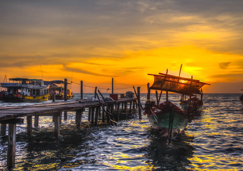 Koh Rong Sunrise